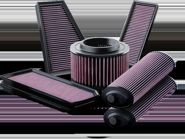 Luftfilter für Leistungsbegeisterte