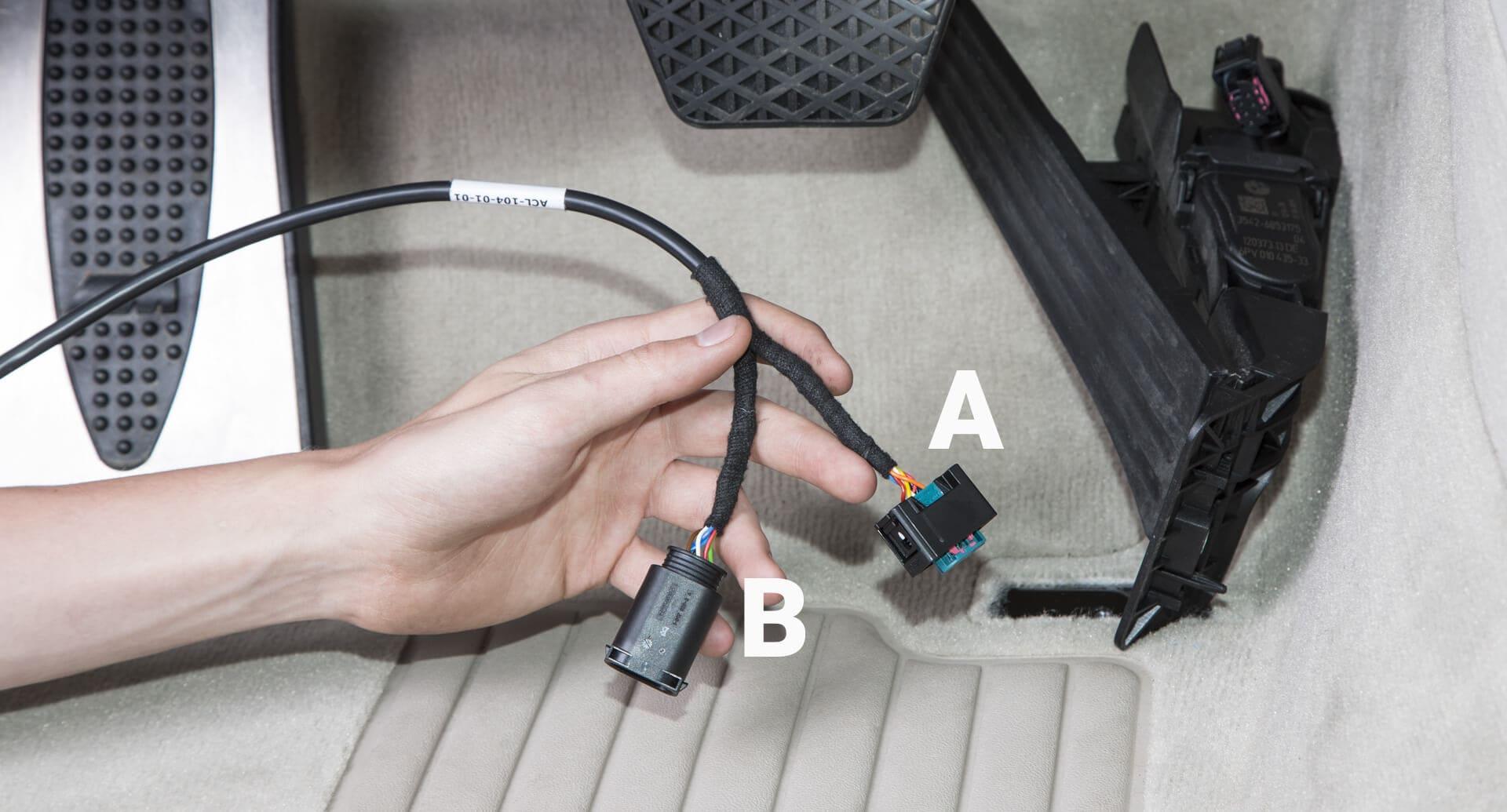 Powerbox CRD Performance Chip Chiptuning passend für Opel Mokka 1.6 CDTi 136 PS