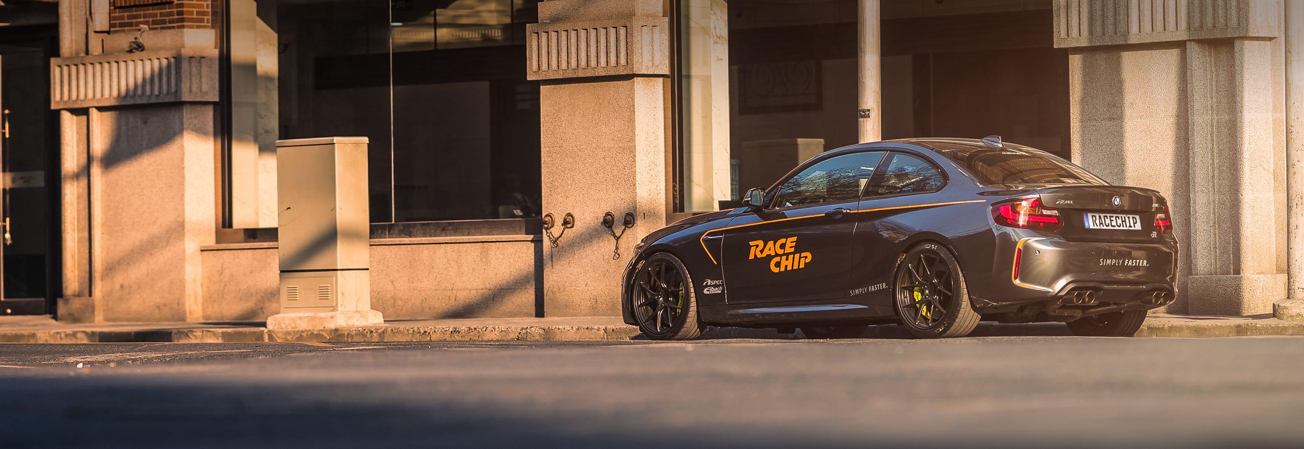 Chiptuning für Ihren BMW im RaceChip Motor Tuning Shop